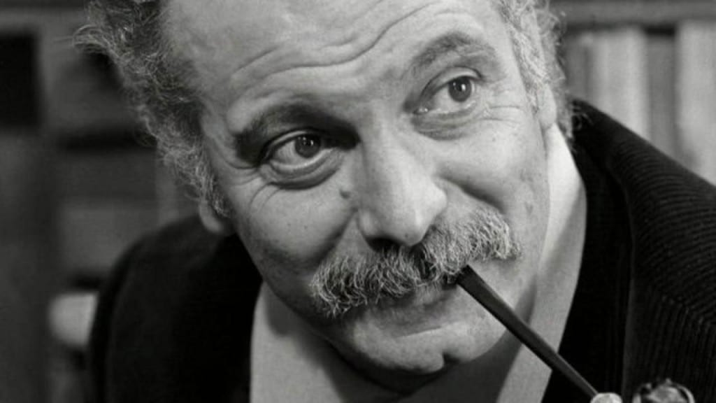 Personnages : Georges Brassens(1921-1981)