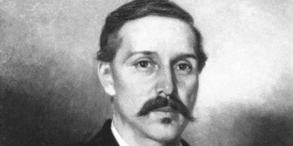 Personnages : Robert Louis Stevenson (1850-1894)