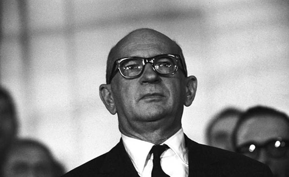Personnages : Edgar Faure(1908-1988)
