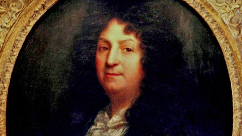 Personnages : Jean Racine(-)
